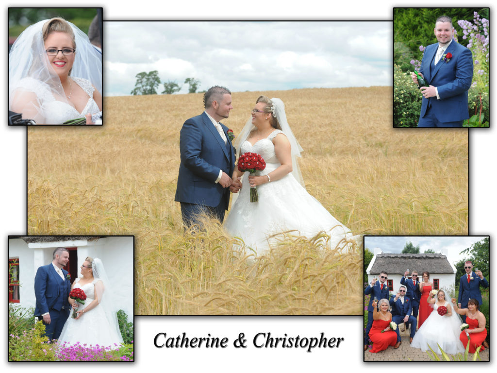 Catherine & Christopher Montage